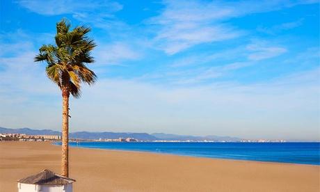 Valencia: hasta 7 noches para 2, 3 o 4 en habitación doble, triple o cuádruple con desayuno en Hotel Benetússer 4*