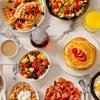 Frühstück-Buffet im Hilton Berlin