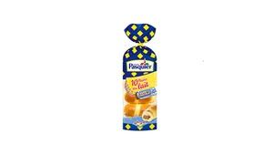 Brioche Pasquier: Coupon de 0,40 € à valoir sur l'achat d'un pain au lait barre de chocolat brioche Pasquier® 450g, valable en supermarché