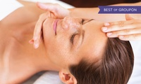 Back Massage and Holistic Facial or Face Massage at Your Body Business (Up to 62% Off)