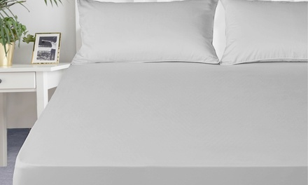 From $29 for a 100% Egyptian Cotton Fitted Sheet Set (Don't Pay up to $204)