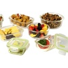 Keeperz Oven-Safe Glass Food Storage Set (18-Piece)