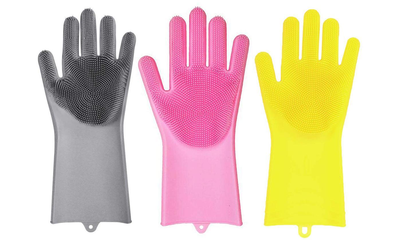 Heat-Resistant Reusable Gloves