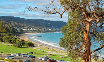 Great Ocean Road: One or TwoNight Lorne Getaway with Breakfast and Bottle of Wine for Two People at Grand Pacific Hotel