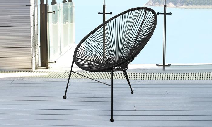 Merveilleux Garden String Chairs | Groupon Goods