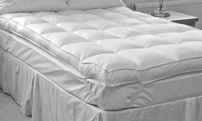 Topmatras 10 Cm.10cm Thick Mattress Topper From 54 99 With Free Delivery