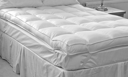 10cm Thick Mattress Topper from €54.99 With Free Delivery