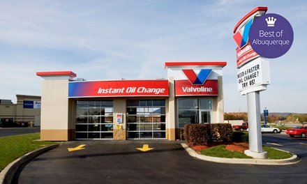 $24 for a Standard Oil Change Including Maintenance Check at Valvoline Instant Oil Change ($41.99 Value)