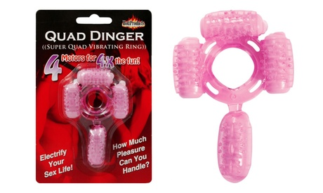 Humm Dinger Quad Vibrating C-Ring 03ee6204-56bd-11e7-b6ef-002590604002