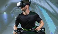 20 Min. Virtual Reality Game inkl. Einweisung und Getränke bei Escape Adventures für 1 Person (22% sparen*)