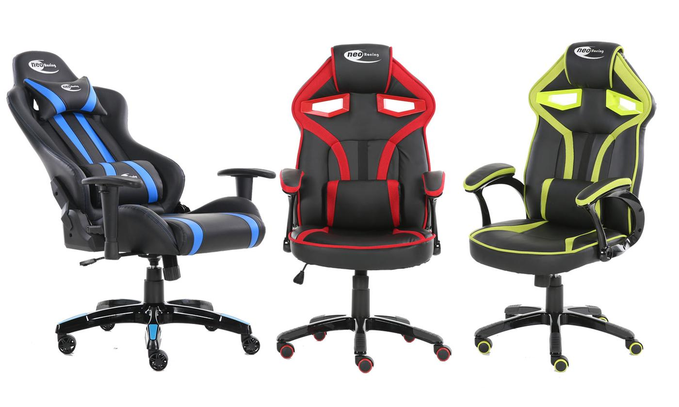 neo racing style chair