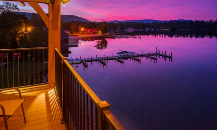 Stay at Center Harbor Inn, NH, with Dates into December
