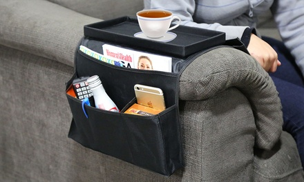 Six-Pocket Arm Rest Organiser from £5 (Up to 70% Off)