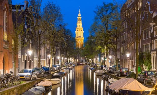 Van Der Valk Hotel Amsterdam City Centre