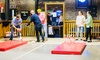 Up to 57% Off Football Bowling or Play Packages at QB Ball