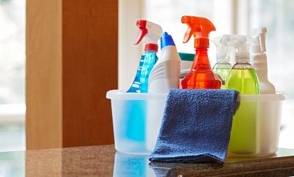 Up to 46% Off Cleaning Services from Cozy Maid