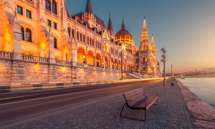 ✈ Budapest: 2- to 4-Night 4* Stay with Flights