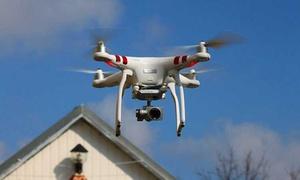 Initiation de pilotage de drone