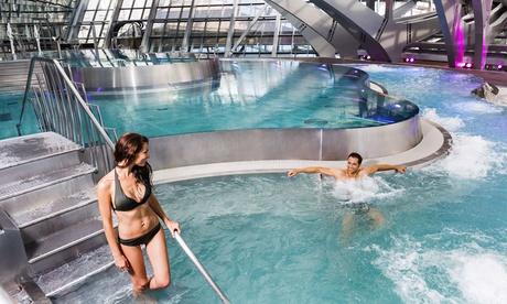 Andorra: entradas al centro INUU con opción masaje y a 1, 2, 3, 5 o 7 noches de hotel para 2 con desayuno en Hotel Espel