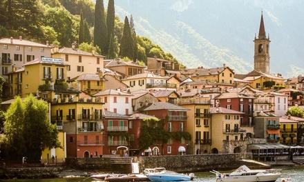 Lago di Como: camera Superior Queen in mezza pensione per 2 a 99€euro