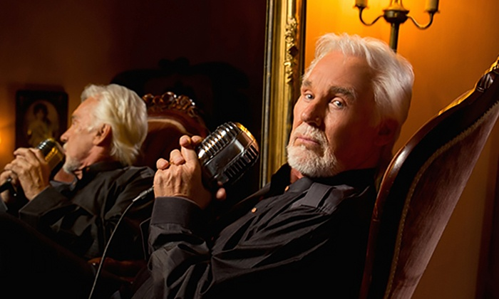 Kenny Rogers - Fox Theatre: Kenny Rogers: The Gambler's Last Deal Christmas & Hits Tour on December 8 at 8 p.m.