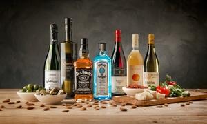 drinkzz.nl BE: Bons d'achat de 25 € et 50 € pour tout l'assortiment de Drinkzz