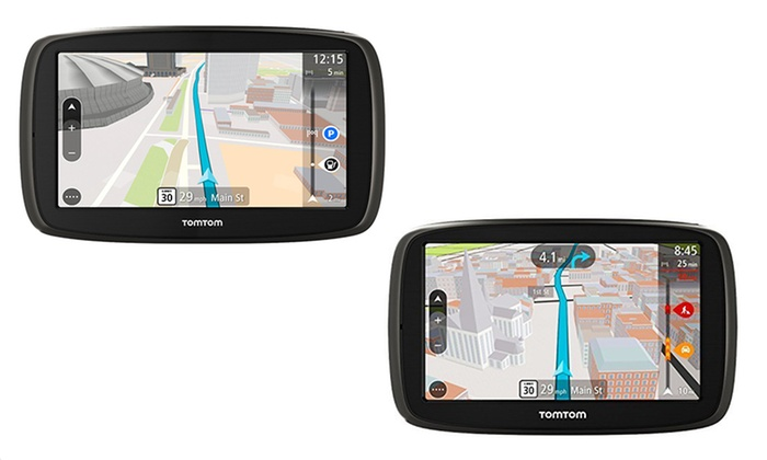 TomTom GO (50S and 60S) Portable GPS (Refurbished)