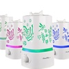 7-Color LED Ultrasonic Air Humidifier and Aroma Diffuser