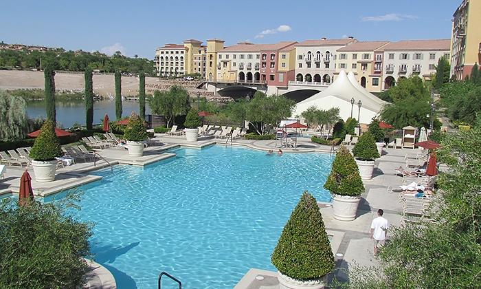 Ravella Spa At Hilton Lake Las Vegas