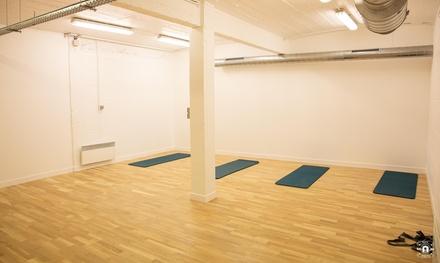 Séance de yoga d'1h