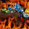 Mega Bloks Hot Wheels Trucks