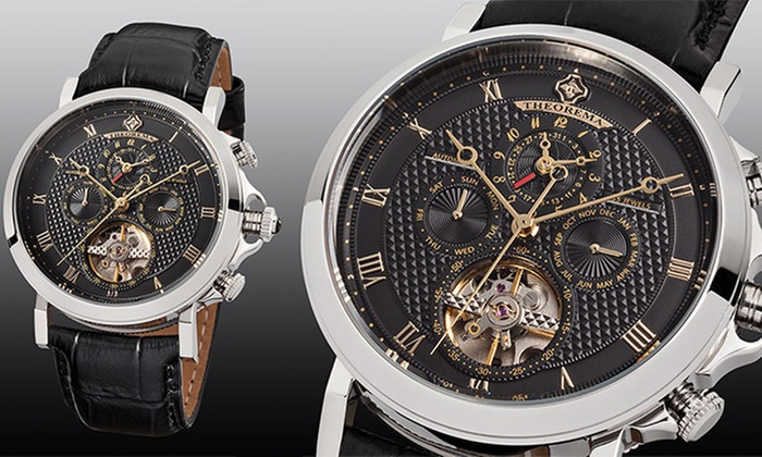 Mens Theorema Macau Watch 4