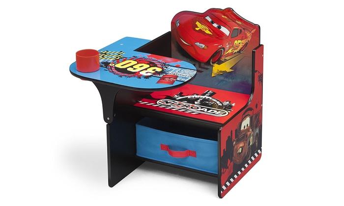 Peachy Disney Cars Chair Desk With Storage Bin Uwap Interior Chair Design Uwaporg