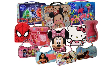 Kids' Licensed Lunch and Storage Tins 1515b05a-148c-11e7-8d12-00259069d7cc