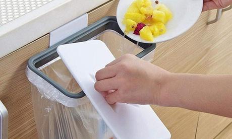 1, 2 o 3 soportes para bolsas sin tornillos