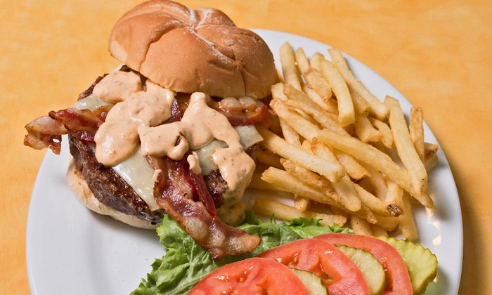 Better Burger Co. - College Hill: Two or Four Groupons, Each Good for $10 Worth of Burgers, Wraps, and Shakes at Better Burger Co.