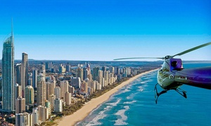 ABC Heli: $59 for a 5-Minute Scenic Flight for One or $517 for a 20-Minute Scenic Flight for Four with ABC Heli (Up to $796 Value)