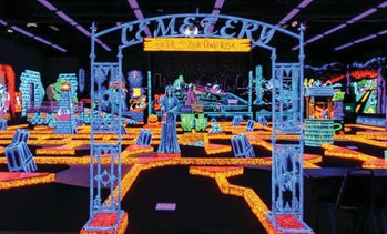 Up to 31% Off Mini Golf at Monster Mini Golf - Columbia