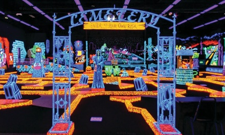 Monster Mini Golf Chantilly Up To 52 Off Chantilly