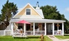 Serenity Farm House Inn - A Bed and Breakfast Resort - Wimberley, TX: 2-Night Stay with Breakfast, Wine, and Hors d'oeuvres at Serenity Farmhouse Inn in Texas Hill Country