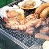 愛知県/中村区 ≪海鮮&サーロインステーキBBQコース+飲み放題60分/他2メニュー≫