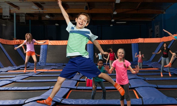 Sky Zone - Chula Vista, CA | Groupon
