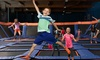 Up to 35% Off Jump Passes or Party at Sky Zone San Diego
