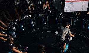 Studio360 Cycle: 4 Weeks of Unlimited 360 Spin Classes for 1 ($19) or 2 People ($35) at Studio360 Cycle (Up to $400 Value)