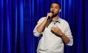 Clayton English: <i>Last Comic Standing</i> Winner Clayton English Standup Comedy Performance on May 26 or 27