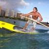 Two-Hour Paddleboard Rental for One or Two