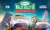 International Motor Sports Limited - Multiple Locations: Dayinsure Wales Rally GB: Tir Prince Event on 26 October or RallyFest at Cholmondeley Castle on 28 October
