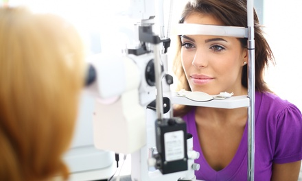 Advanced Optometry Consultation and Selected Frames for One at Osman's Optical