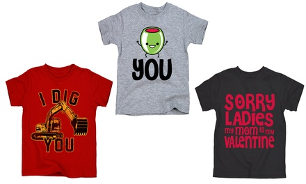 Boys' Valentine's Day Tees