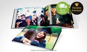 UNIKO: Uniko: Formatura - Photobook Luxo com 46 páginas